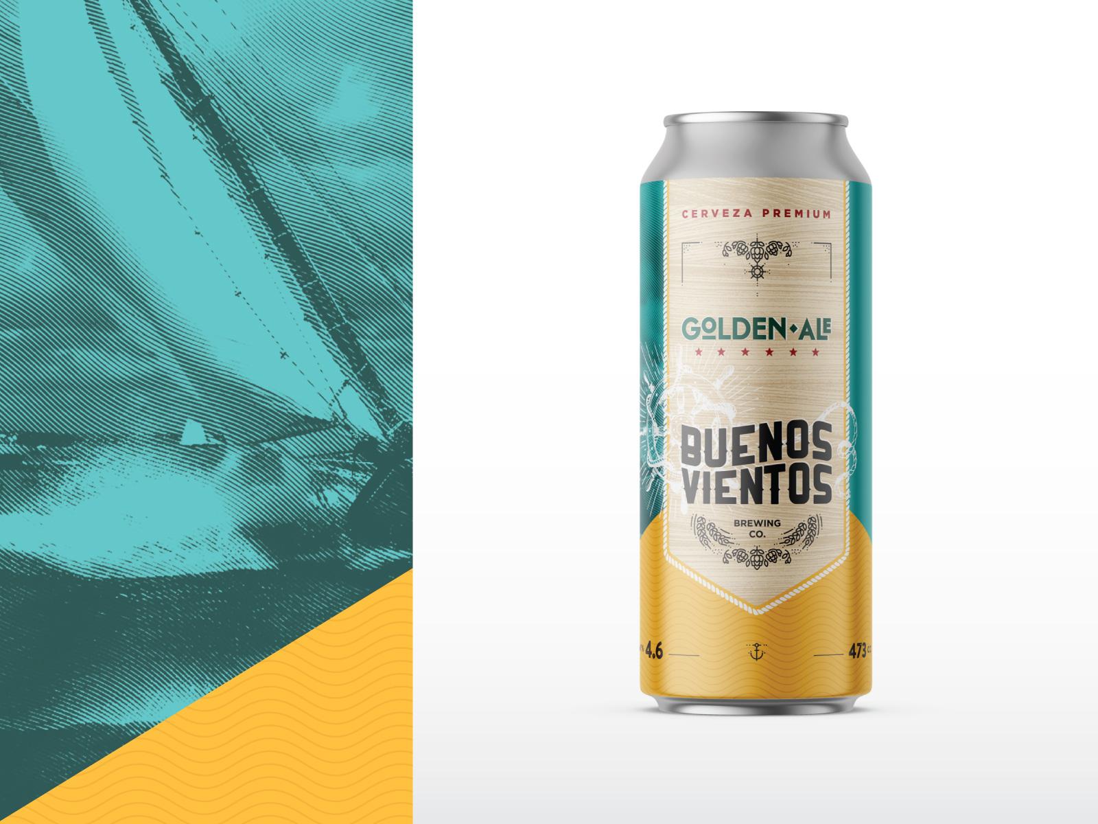 Cerveza Buenos Vientos